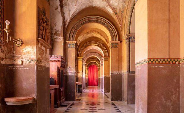 Proyecto de restauración de la Iglesia del Centro Arrupe