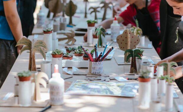 Proyecto Jardín en Convent Carmen
