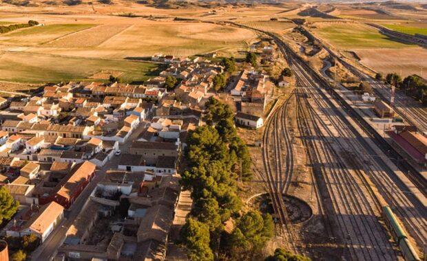 Fichas BRL Patrimonio ferroviario La Encina