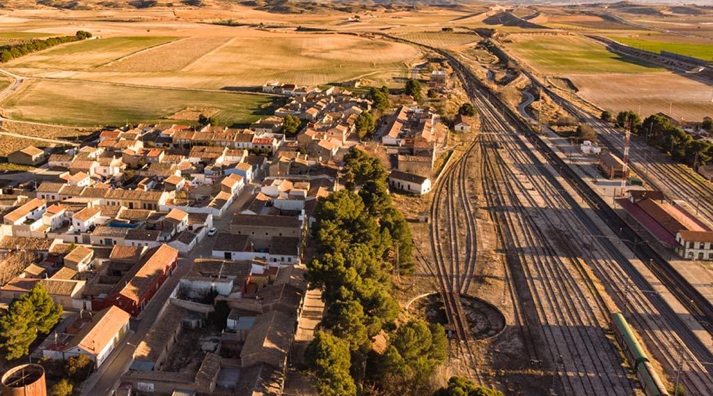 Patrimonio ferroviario La Encina